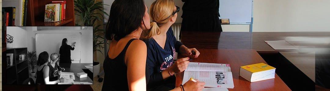 Curso presencial de profesores de español