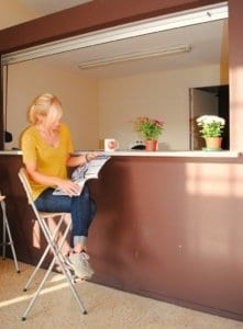 Cafetería de la escuela de español LINCE Spanish School