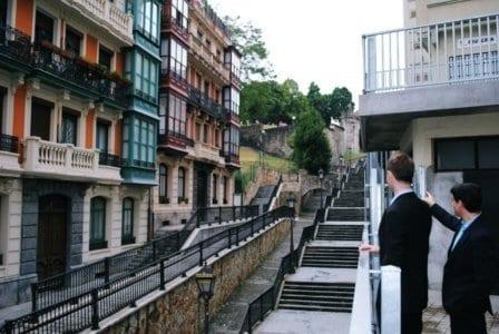 Calzadas de Mallona, Bilbao