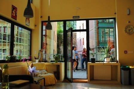 instalaciones de escuela de español en bilbao