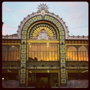 Estación de Santander en Bilbao