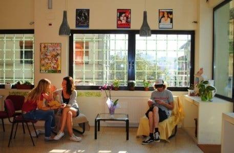 Estudiantes en escuela de español LINCE Spanish School