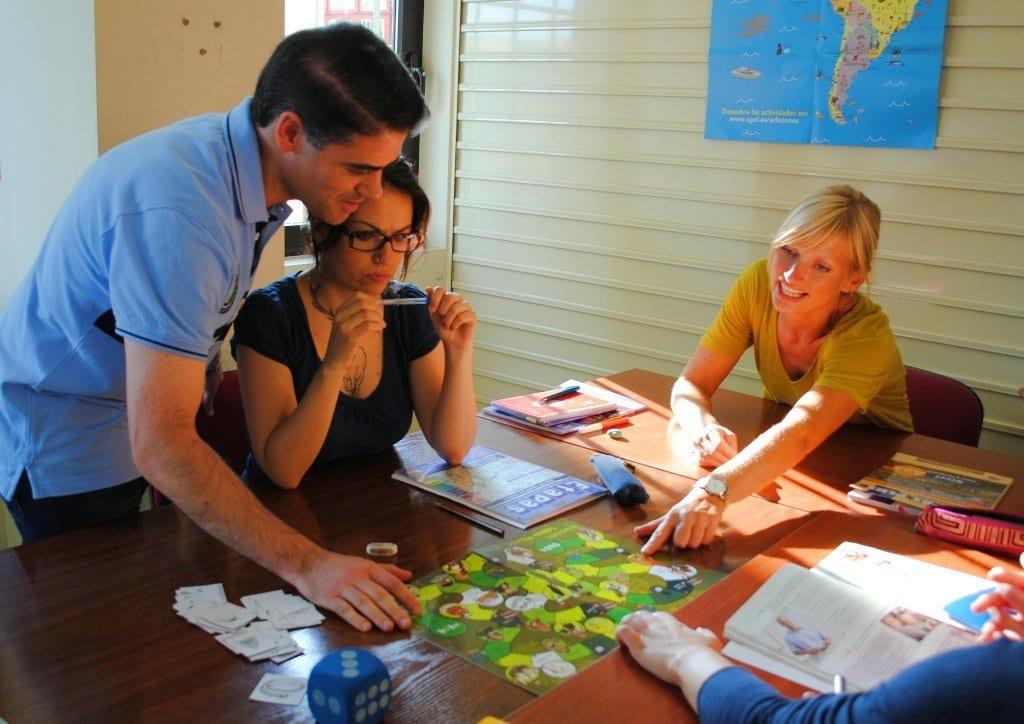 Estudiar español en LINCE Spanish School de BILBAO