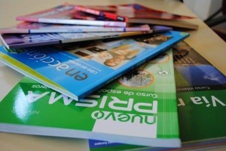 Materiales para aprender español