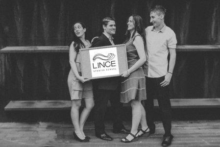 El equipo de LINCE Spanish School