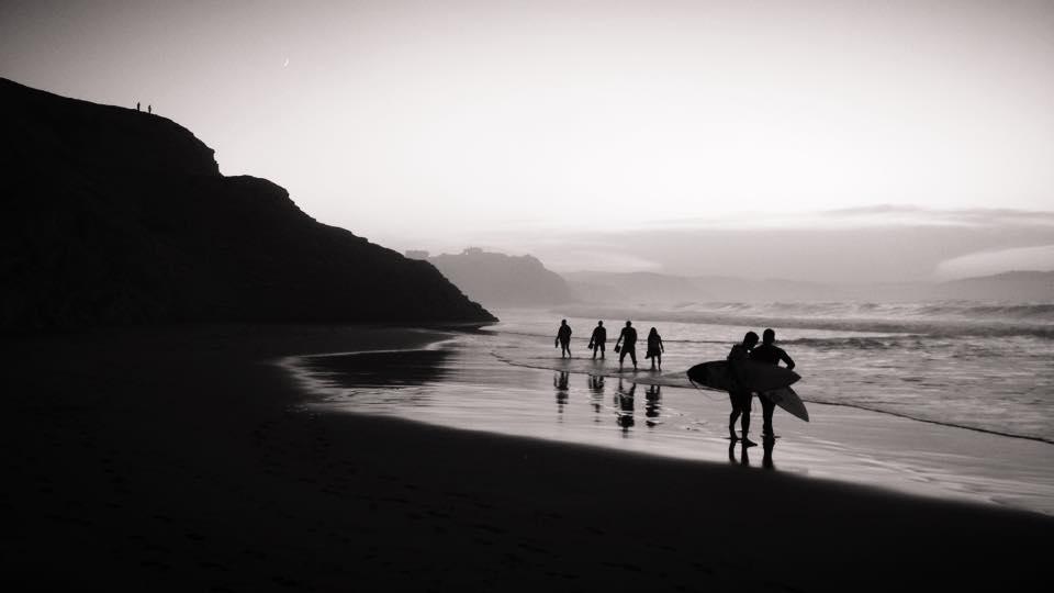 Playa de Larrabasterra y surf en Bilbao