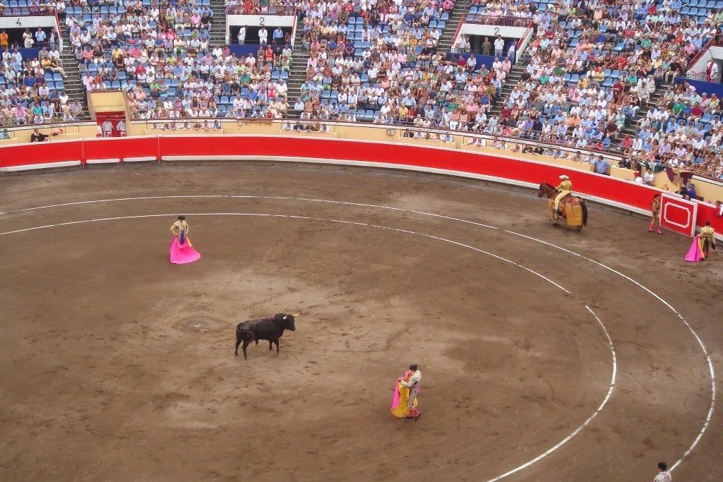 Corrida de toros en Bilbao